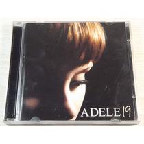 Adele 19 (lacrado)(us) Cd Import