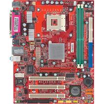Kit Placa Mãe Msi 478 Pm8m-v + Pro.intel 2,26 + 256mb Troca