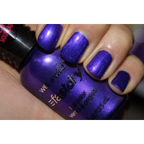 Esmalte Importado Wet N Wild Buffy The Violet Slayer