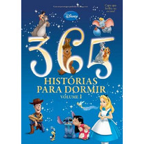 Livro 365 Histórias Para Dormir Disney Especial - Volume 1
