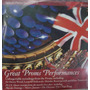 Cd Grewat Proms Performances - Importado Frete Gratis