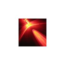 100 Leds - Alto Brilho 5mm - Vermelho - Frete Grátis!
