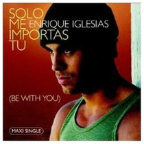 Cd Enrique Iglesias Solo Me Importas Tu Single