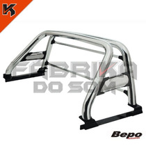 Santo Antônio Elegance Iv Bepo P/ Ford F250 Cromado C/ Kit