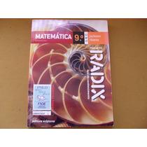Livro-matematica Jackson Ribeiro Com Caderno De Respostas