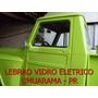 Kit Vidro Eletrico Rural Wilis, Ford F-75, Vidro Interiço