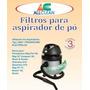 Saco Descartável Aspirador Electrolux A10