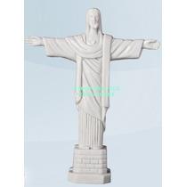 Escultura Cristo Redentor Em Resina Unica A Venda No Ml