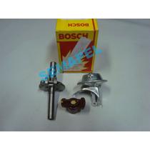 Fusca 1300 Reparo Distribuidor Eixo Avanço Rotor Bosch