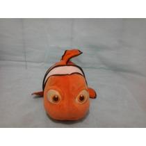 Antiga Pelucia Nemo Long Jump