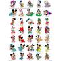 Coleção Bordados Baby Disney Grátis Alfabeto - 209 Matrizes