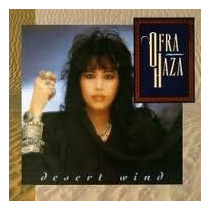 Ofra Haza Cd Desert Wind - Importado