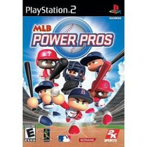 Jogo Mlb Power Pros Com Selo Holografico Ps2 Playstation 2