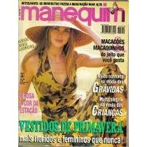 Manequim 429 * Set/95 * Aline Moreira