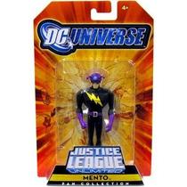 Mento 12 Cms/frete Gratis-liga Da Justiça(jlu)+de 400 Person