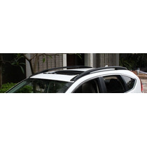 Longarina (rack) Teto Bagageiro Honda Cr-v Crv 2012-14 Preta