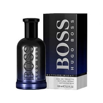 Perfume Masculino Hugo Boss Bottled Night 100ml Edt Original