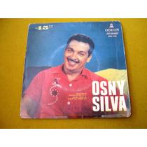 Compacto-45 Odeon-4 Musicas Osny Silva