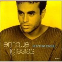 Cd Enrique Iglesias Rhythm Divine Single