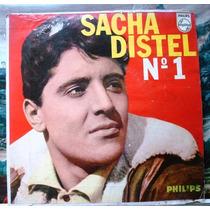 Sacha Distel Nº 1 - Compacto Vinil Philips - Personnalites