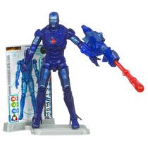 Iron Man Fusion Armor - Iron Man 2 Concept Series - Hasbro