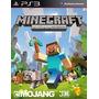 produto Minecraft Ps3 Edition Original Dublado Pt Br Receba Agora