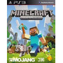 Minecraft Ps3 Edition Para Psn Ps3 Original