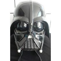 Capacete Darth Vader Com Modulo De Voz (star Wars )