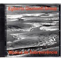 Egberto Gismonti Group - Música De Sobrevivência-em Cd-1993