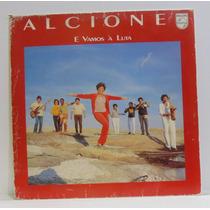 Lp Alcione - E Vamos À Luta - Philips (com Encarte)