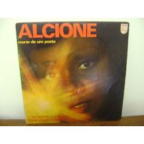 Disco Compacto Vinil Lp - Alcione - Morte De Um Poeta 1977