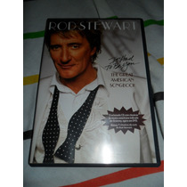 Dvd Original Rod Stewart - The Great American Songbook
