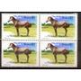 Quadra Nova C-1445 - Cavalos De Raças Brasileiras - 1985
