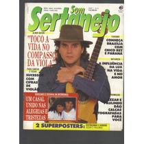 Revista Som Sertanejo Nº 5 - Ano 1 - Editora Azul