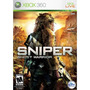 Sniper: Ghost Warrior - Xbox 360 - Ntsc - Lacrado