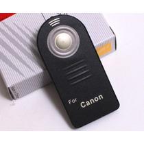 Controle Remoto Disparador Canon 7d 5d 60d T1i T2i T3i T4i