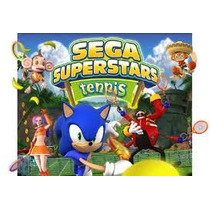Sonic Sega Superstars Tennis C/arcade Games Xbox 360