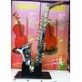 Miniatura Instrumento Musical Saxofone