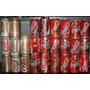 Latas Latinhas Normal Coca Cola Coke - Promoção