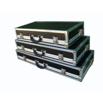 Case Pedal Board Pedais Pedaleira Boss Zoom Line6 Novo _