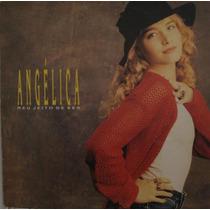 Angélica Lp O Meu Jeito De Ser - 1993 Encarte