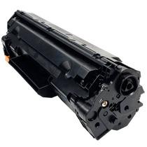 Cartucho De Toner Hp Ce278a | 78a 100% Novo E Compatível