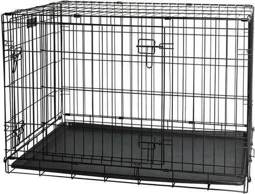 Gaiola Para Cachorro Tipo Americana Pawise Em Aço Inox N5