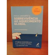 Livro Sobrevivência Ao Aquecimento Global David Rothschild
