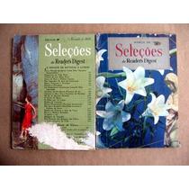 2 Revistas Seleções Do Reader´s Digest / 1959