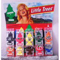 Aromatizante Little Trees Air - Automotivo (diversos Aromas)