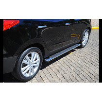 Estribo Tubular Plataforma Hyundai Ix35