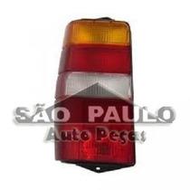 Lanterna Traseira Fiorino 85/00 Elba 85/95 Tricolor