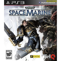 Game Ps3 Warhammer 40,000: Space Marine