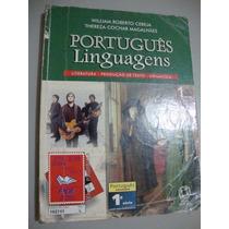 Livro Português Linguagens 1 ª Série